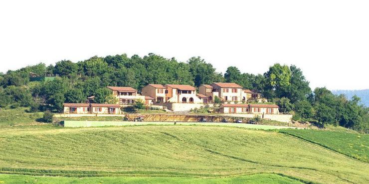 "Residence ""Borgo di Murlo"""