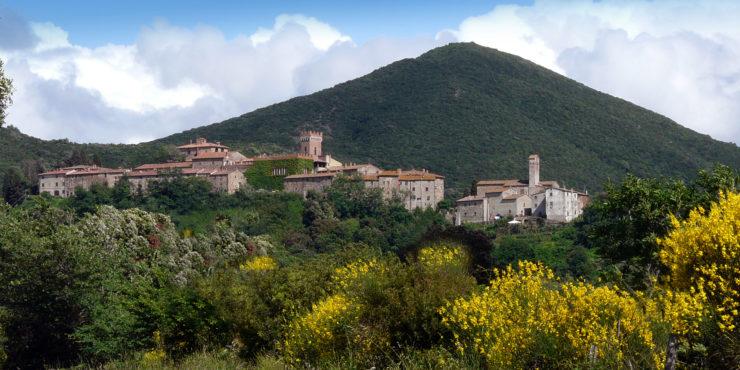 """""""Castello di Querceto"""" – ein Toskana-Traum –"""