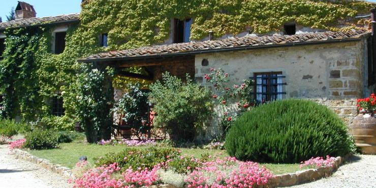 """""""Fattoria Casa Solare"""" Top-Weingut im Chianti-Classico"""