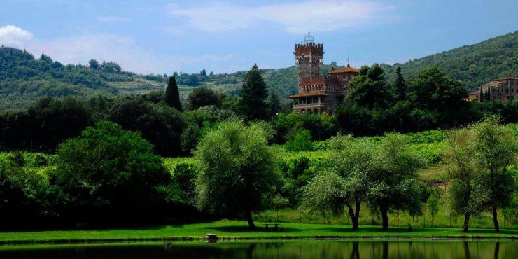 """""""Castello di Cennina"""" -Tenuta di Lupinari-"""